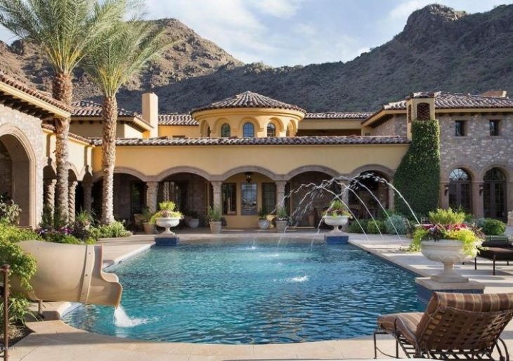 Randy Johnson's Magnificent Paradise Valley Spread Fetches $7.3M at Auction