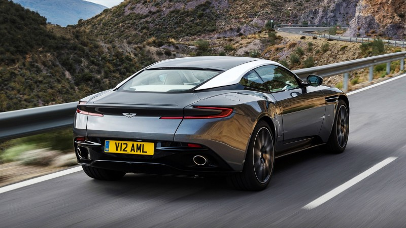 aston martin enlists tom brady to help sell the new db11 | american