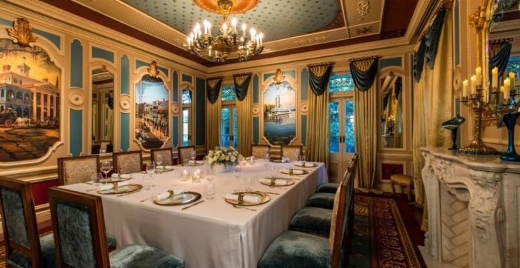 Disneyland Unveils $15K Private Dining Experience, '21 Royal'