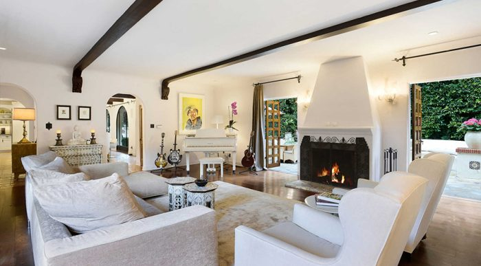Eurythmics Frontman Dave Stewart Seeks $5.7M for L.A. Pad With a Hollywood Pedigree