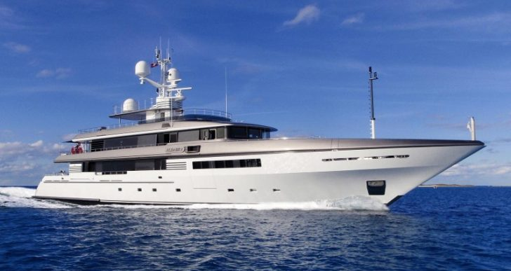 The 167-Foot Aldabra Superyacht Could Be Yours for $19.5M
