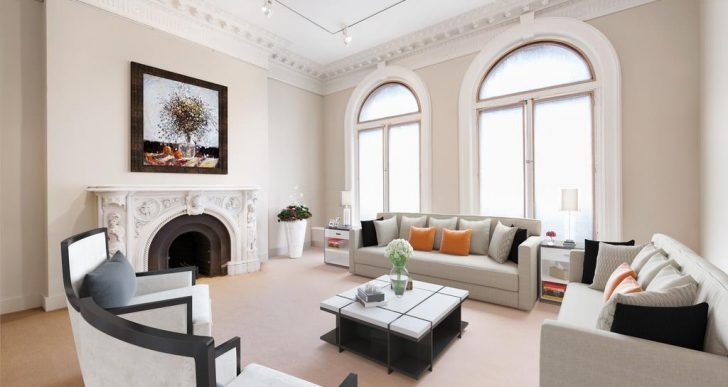 Former Townhouse of Goldman Sachs Heir Hits the Market for $21.5M in NYC
