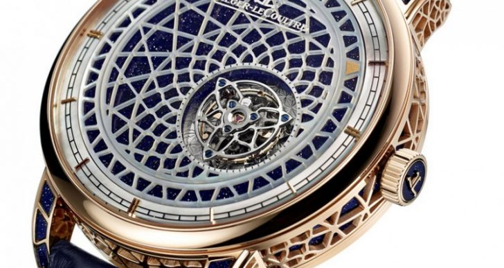 Just Five Lucky Horology Enthusiasts will Get to Own the Jaeger-LeCoultre Hybris Artistica Mystérieuse Wristwatch