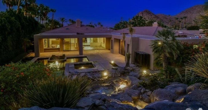 MLB Player Coco Crisp Looks to Turn Two with Second Rancho Mirage Home Listing, This One at $1.9M