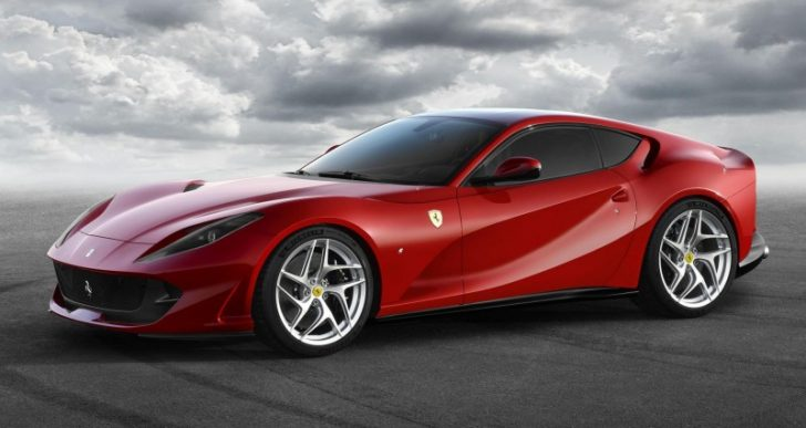 Ferrari Releases First Official Video for the Magnificent 812 Superfast