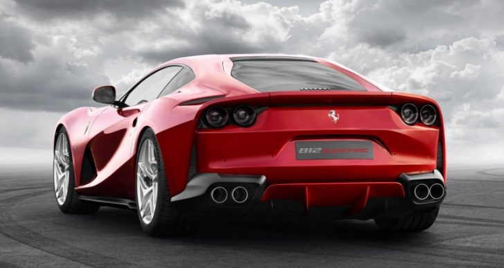 The New 789-HP Ferrari Is Called the Superfast—We Couldn't Have Said It Better Ourselves