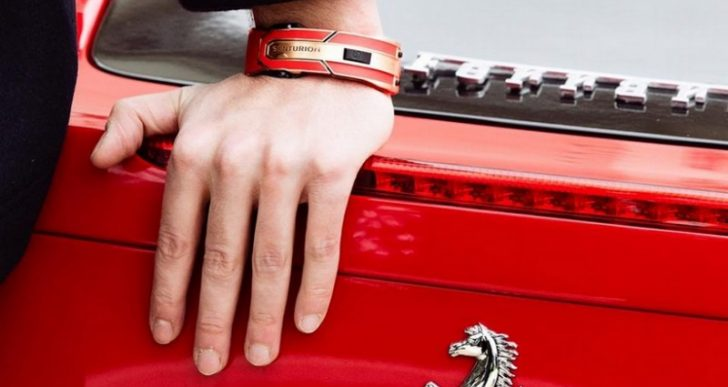 Wear Your Supercar Key Around Your Wrist with Senturion's Latest Luxe Offering