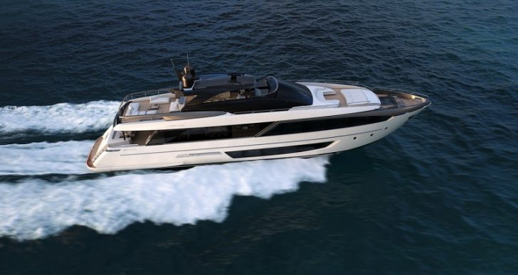 Will That Be a Medium or a Large? Riva Unveils Two New Yacht Models
