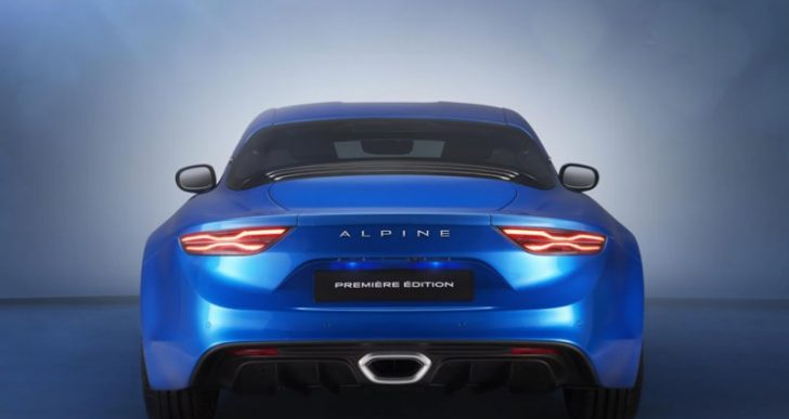 Alpine Comes Back in a Big Way with a Little Car: The A110