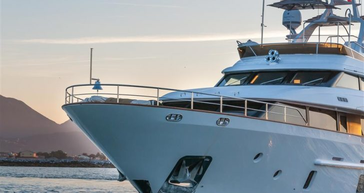 Benetti Motor Yacht Orso 3 For Sale in Florida for $7M