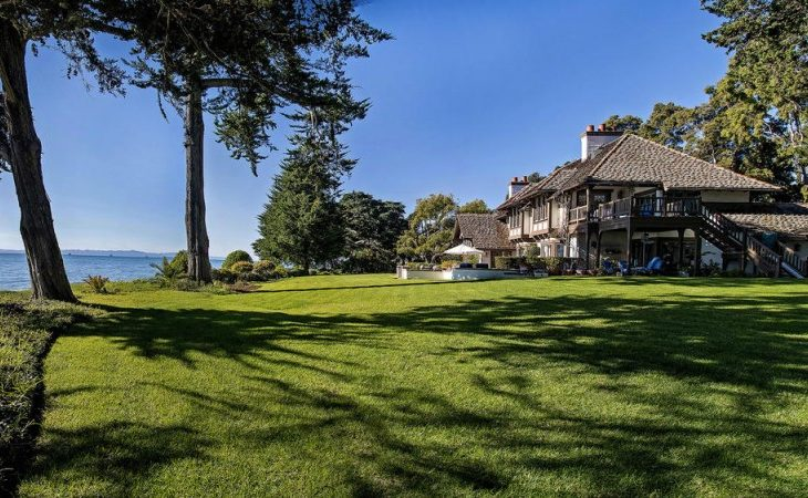 President Bill Clinton's Post-Election California Getaway Hits the Market for $28.5M