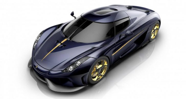Christian von Koenigsegg Reveals His Dream Regera