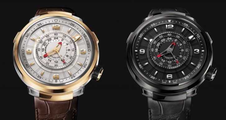 Fabergé Goes High-Tech with their Most Complicated Visionnaire Chronograph Ever