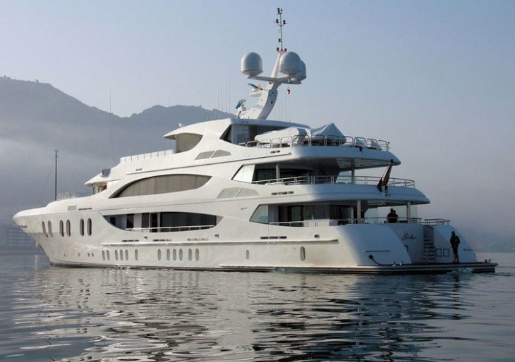 The 'Lady Sara' Superyacht by Trinity Could Be Yours for $36M