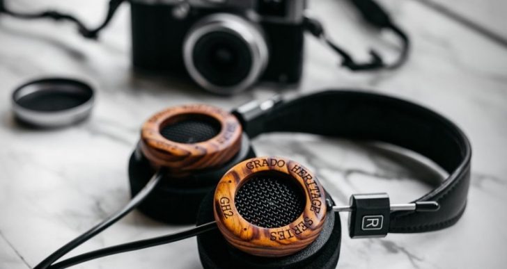 Grado Labs' $650 GH2 Headphones Are Made from Instrument-Grade Cocobolo Wood
