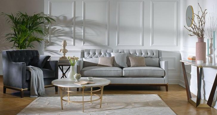 Harrods Unveils First Original Collection of Furniture