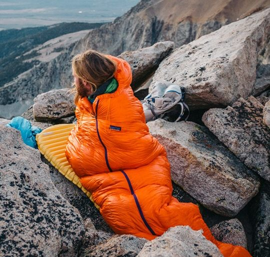 Hit the Trail No Matter the Temperature with Patagonia's Sleeping Bags