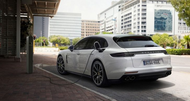 Porsche's Panamera Sport Turbo May be the Sexiest Wagon Ever