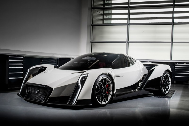 Singapore Makes A Grand Entrance Onto The Hypercar Stage