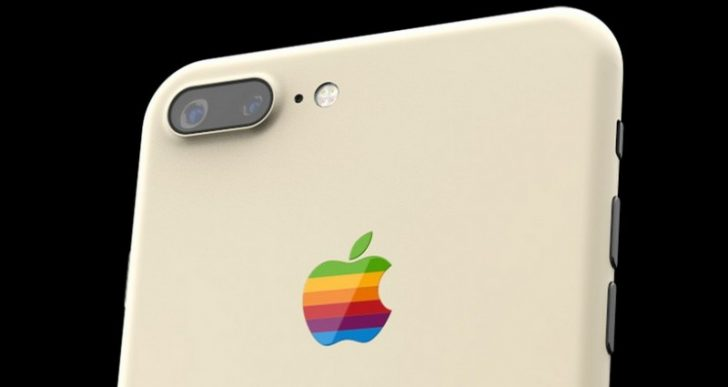 Still Miss Your Lisa II? Colorware's Got You Covered with the iPhone 7 Plus Retro Edition
