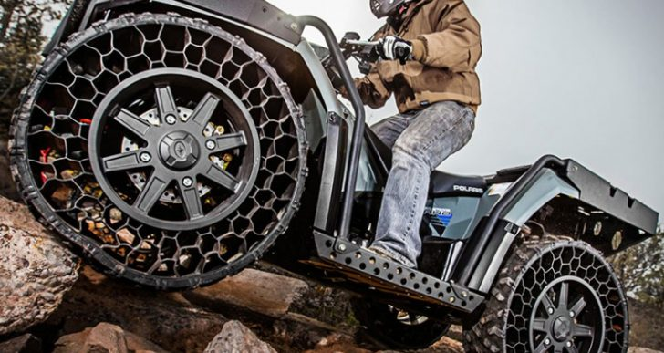 The Sportsman WV850 by Polaris is the Ultimate, Military-Grade Off-Roader