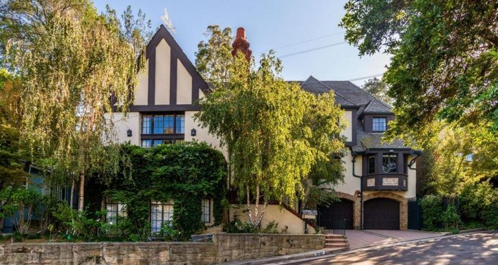 TV Writer Larry Reitzer and Violinist Matthew Funes Seek $2.5M for L.A. Tudor
