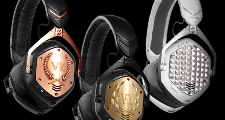 V-Moda's Crossfade II Wireless Headphones are Some of the Sleekest Cans We've Seen
