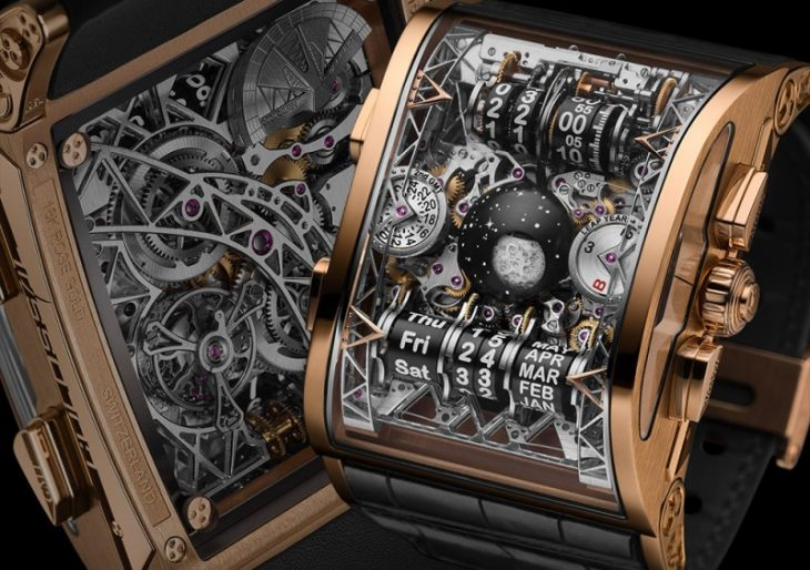 Complications on Complications: The $700K Hysek Colossal Grande Complication Watch
