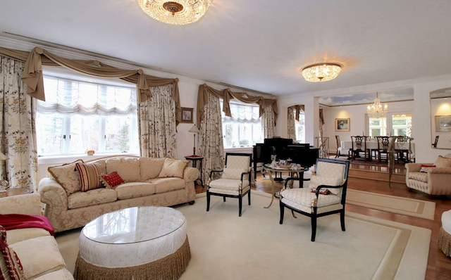 Former Fox News Exec Roger Ailes Drops Price on NJ Home