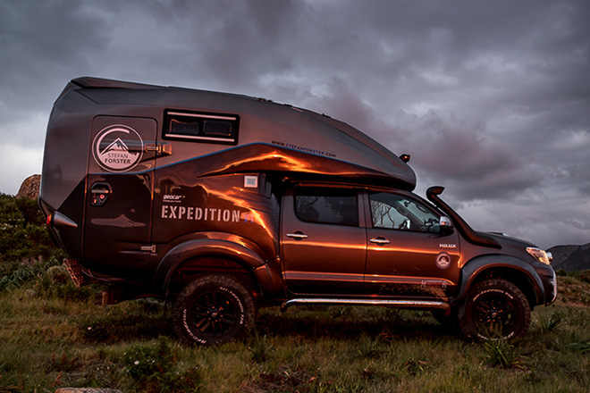 Geocar And Arctic Trucks Iceland Come Together On The