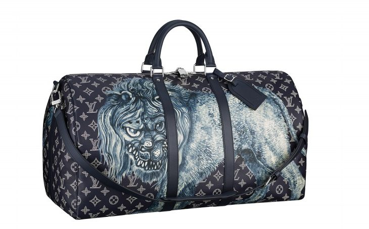 Louis Vuitton Collaborates With Dinos And Jake Chapman On