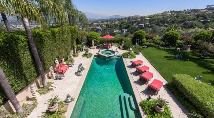 Music Legend Tom Jones, Whose Hits Include 'It's not Unusual', Lists Beverly Hills Home for $8M