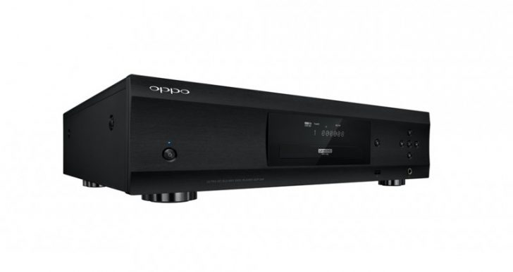 Oppo's $1.3K 4K Blu-Ray Player Raises Home Theater Audio to a Whole New Level