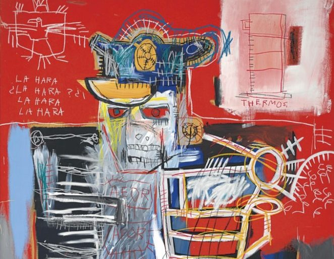 Billionaire Steve Cohen's Basquiat Expected to Fetch $28M at Auction
