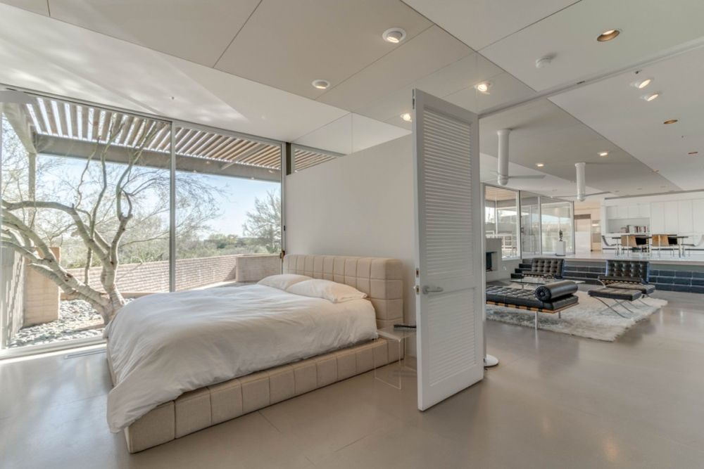 Anderson house in arizona by architect al beadle for Model apartment geffen