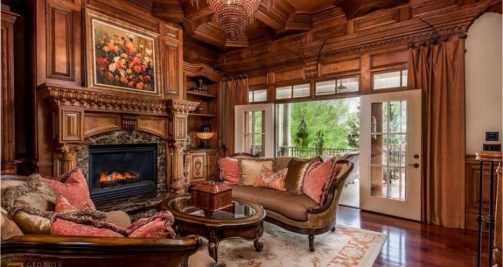 Comedian Ron White's Stately Georgia Mansion Could Be Yours for $2.4M