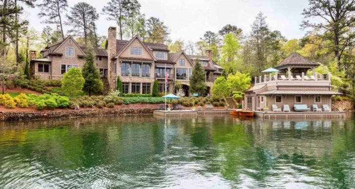 Country Superstar Alan Jackson Puts Georgia Mansion up for Grabs at $6.4M