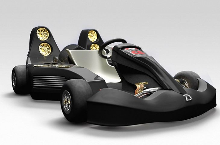 Daymak's C5 Blast Claims the Title of World's Fastest, Most Expensive Go-Kart
