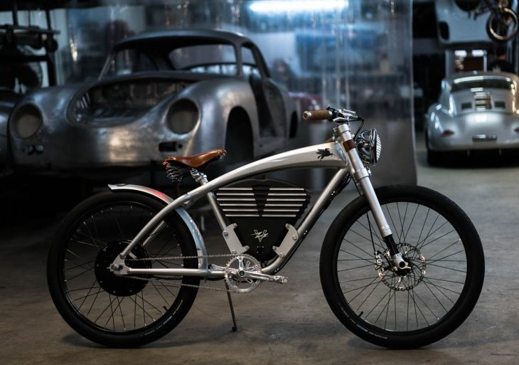 Emory's $7K Outlaw Tracker Is the Vintage-Inspired E-Bike You Need