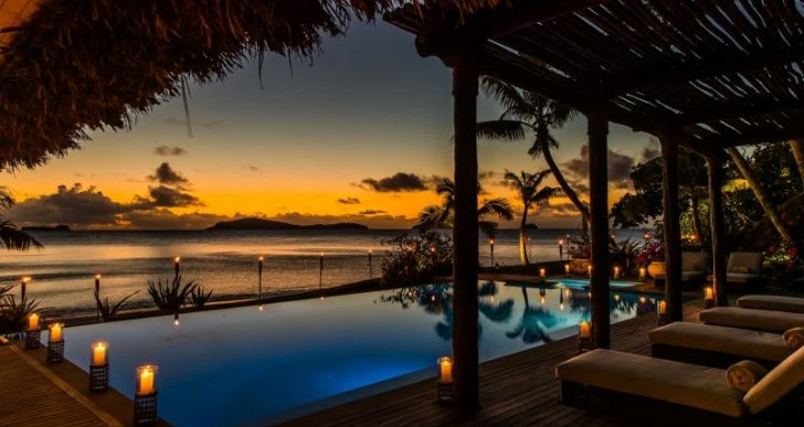 Billionaire Lang Walker's $100K/Night Fiji Resort Is Sure to Be the Vacation Spot of Your Dreams