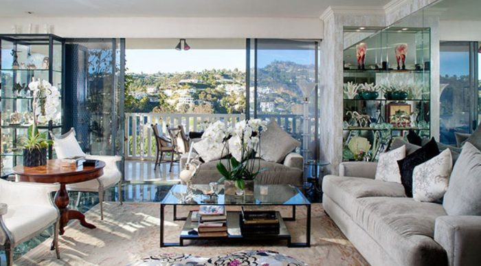 For $4.5M, You Can Live Like Dame Joan Collins in the British Actress's Glamorous West Hollywood Condo