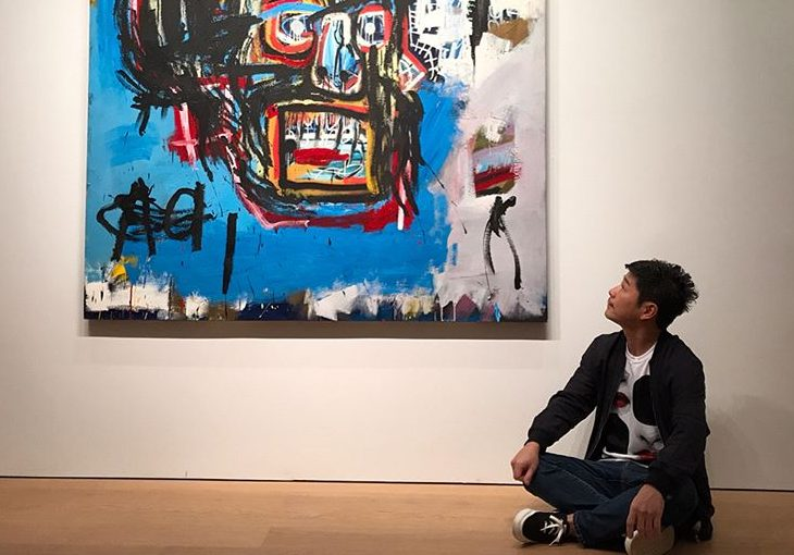 Japanese Billionaire Yusaku Maezawa Drops $111M on a Basquiat—A New Record for an American Artist
