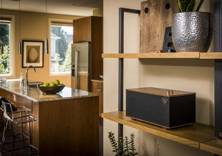 Klipsch Continues to Wed Classic Looks to Cutting-Edge Sound in Newest Speaker Release
