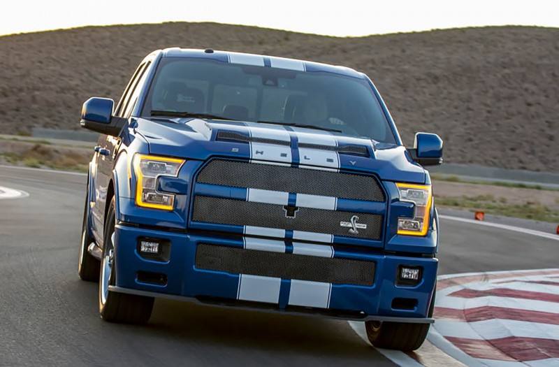 the 97k 750hp shelby f 150 super snake is a different beast american luxury. Black Bedroom Furniture Sets. Home Design Ideas