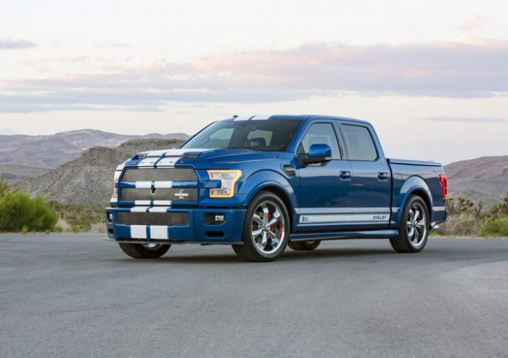 The $97K, 750HP Shelby F-150 Super Snake Is a Different Beast