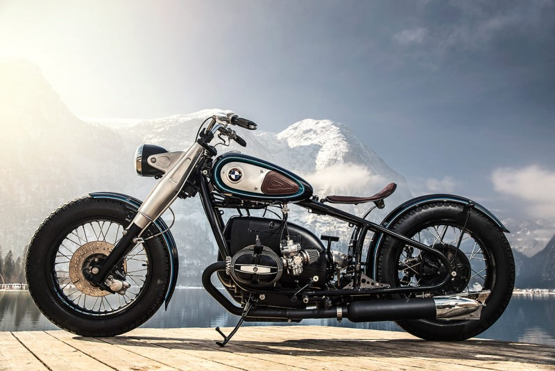 Titan Motorcycle Company S Bmw R50 3 Bobber Is Ready For