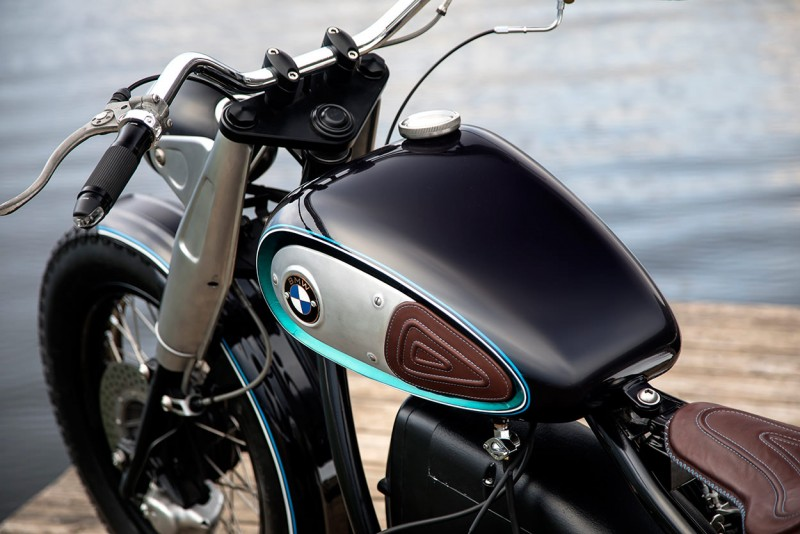 titan motorcycle company u0026 39 s bmw r50  3 bobber is ready for adventure