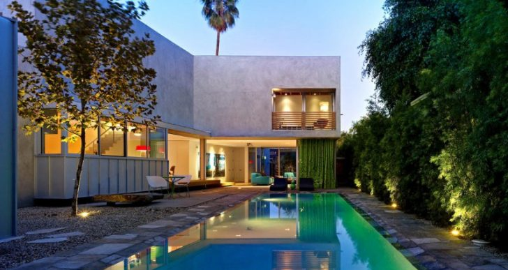 Tobey Maguire Spends $3.4M on Starchitect Clive Wilkinson's West Hollywood Home
