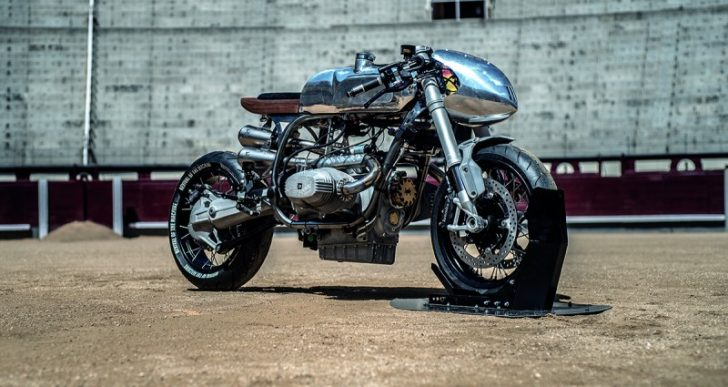 A Machine Revived: XTR Pepo's Timelessly Suave BMW R100RS