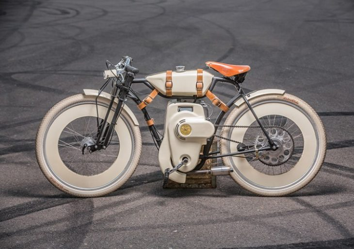 Go Retro with the Ariel Cruiser Board Track Racer Bicycles by Local Motors